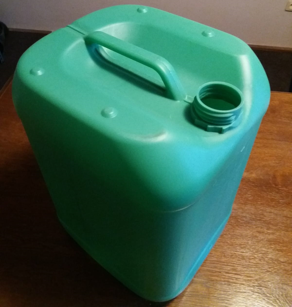CANISTRA HDPE 30 L