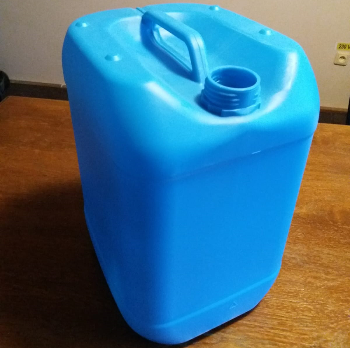 canistra-HDPE-20L