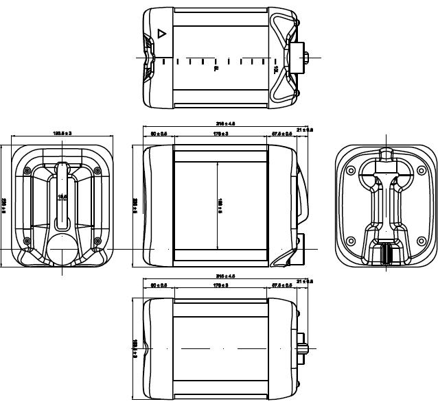 fisa tehnica 10 litri ADR -7